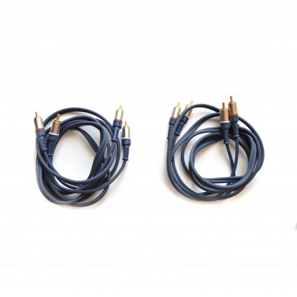 Audio Technica _Audio Cable OFC, 2x 2,00 m_1