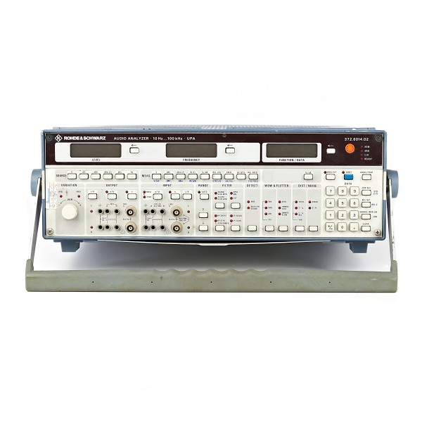 Rohde & Schwarz Audio NF-Analyzer UPA
