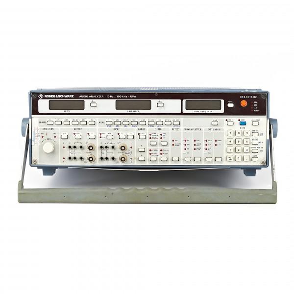 Rohde & Schwarz Audio NF-Analyzer UPA