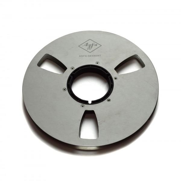 AGFA 267 mm Metall-Leerspule