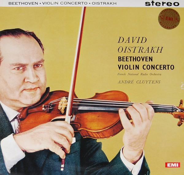 Beethoven - Violin Concerto - David Oistrakh