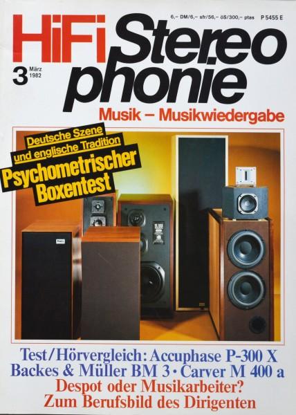 Hifi Stereophonie_3/1982 Zeitschrift_1