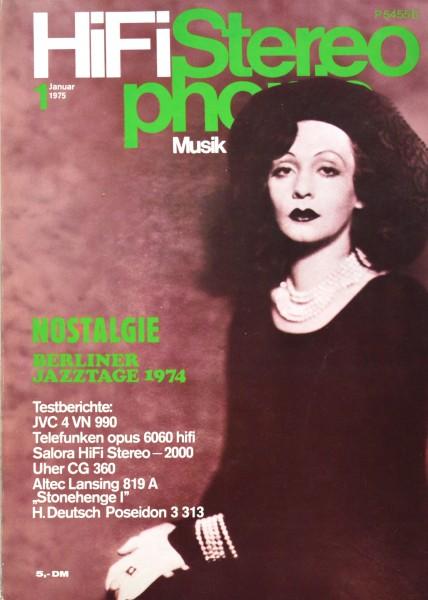 Hifi Stereophonie_1/1975 Zeitschrift_1