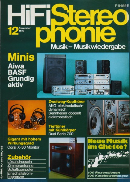 Hifi Stereophonie_12/1979 Zeitschrift_1