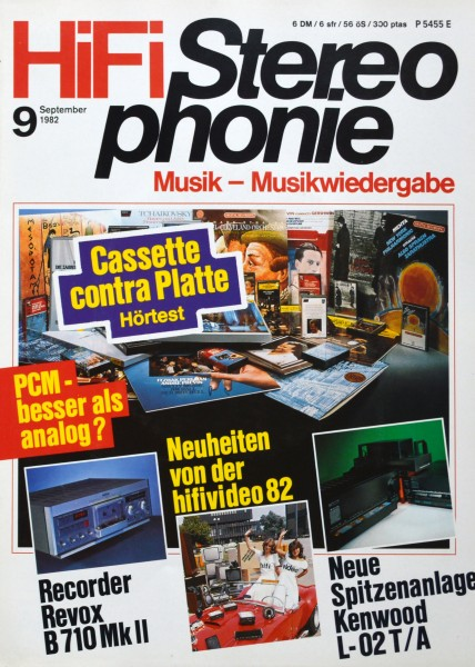 Hifi Stereophonie_9/1982 Zeitschrift_1