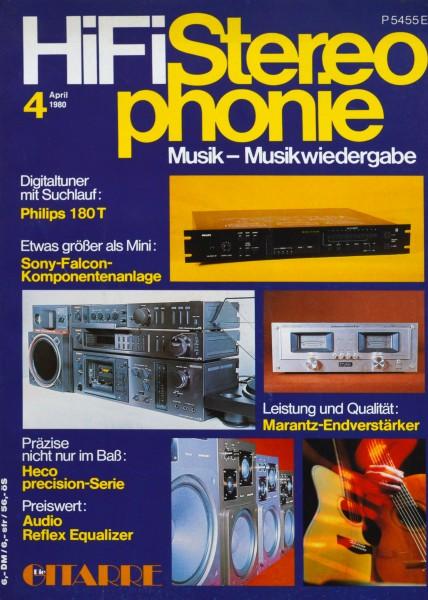 Hifi Stereophonie_4/1980 Zeitschrift_1