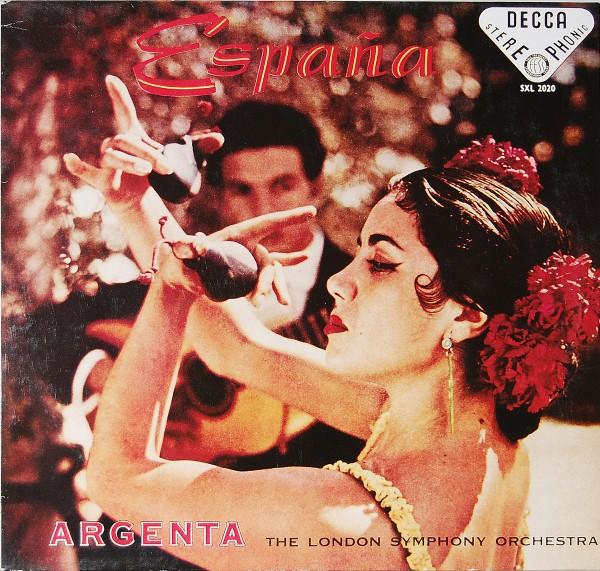 Ataúlfo Argenta - Espana! - LSO/Krips