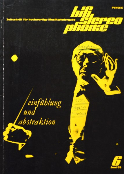 Hifi Stereophonie_6/1969 Zeitschrift_1