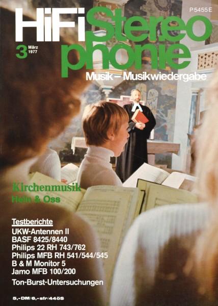 Hifi Stereophonie_3/1977 Zeitschrift_1