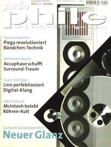 Audiophile _1/2002 Zeitschrift_1