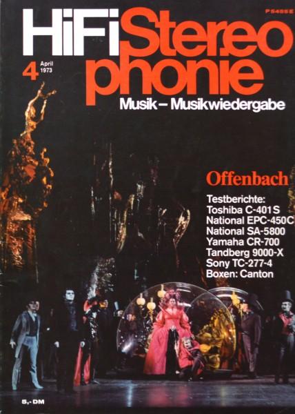 Hifi Stereophonie_4/1973 Zeitschrift_1