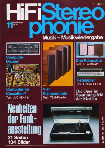 Hifi Stereophonie_11/1979 Zeitschrift_1