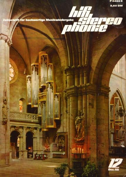 Hifi Stereophonie_12/1969 Zeitschrift_1