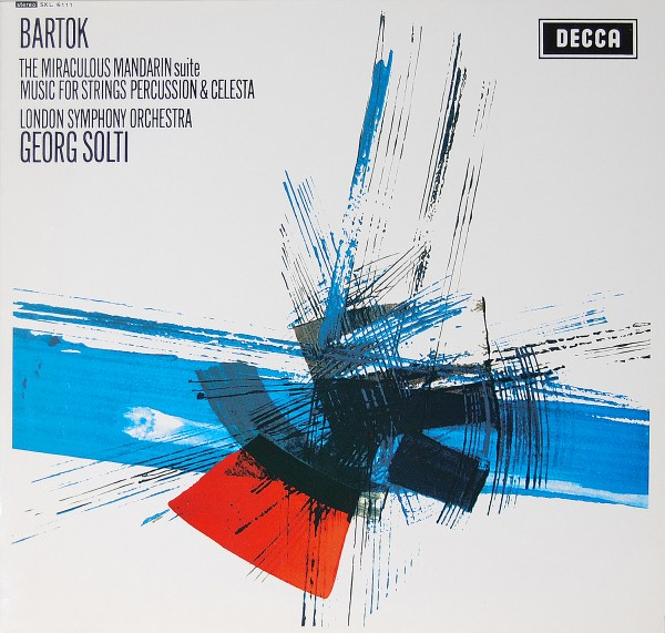Bartok - The Miraculous Mandarin Suite, Op.19 - LSO/ Solti