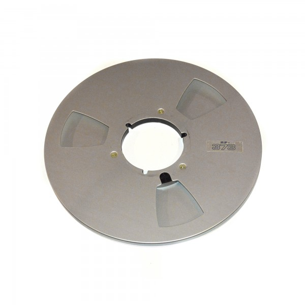 Ampex 373 267 mm Metall-Leerspule