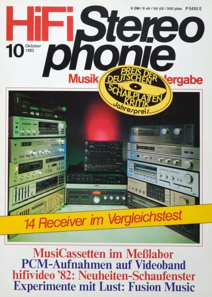 Hifi Stereophonie_10/1982 Zeitschrift_1