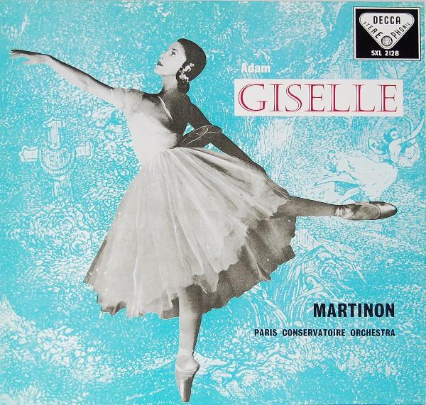 Adam, Adolphe C. - Giselle - PCO/Martinon