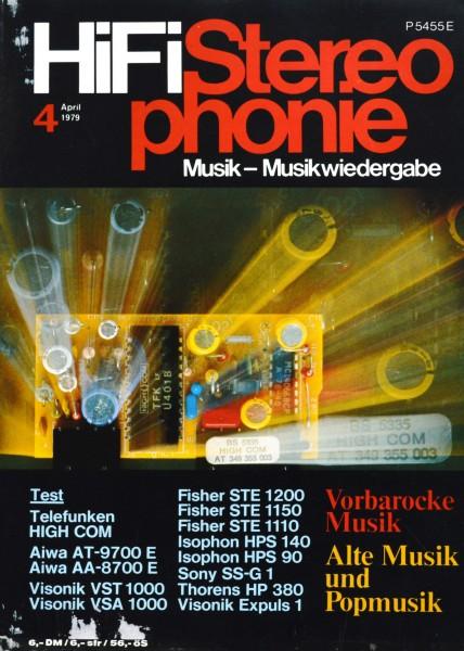 Hifi Stereophonie_4/1979 Zeitschrift_1
