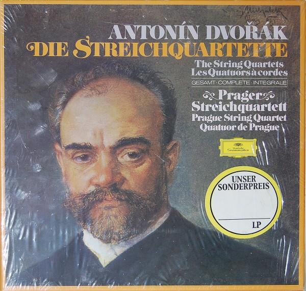 Antonín Dvorák/Prager Streichquartett - Die Streichquartette