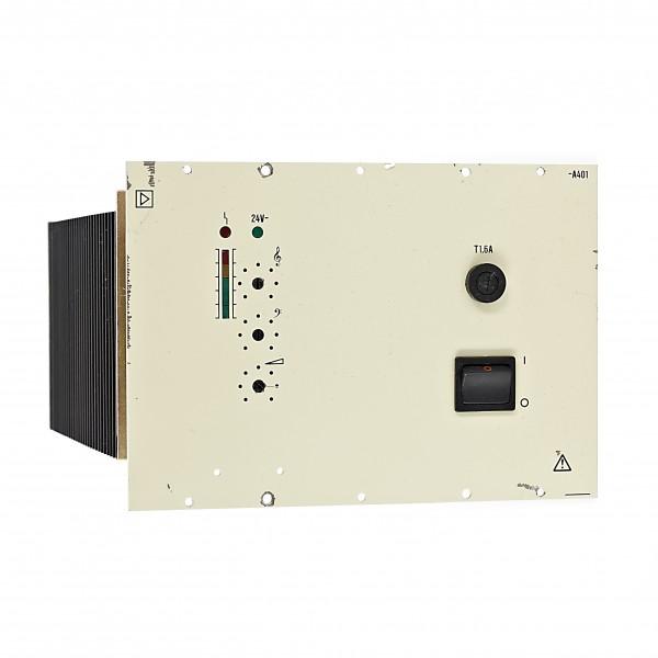 Siemens_ A401, 120 Watt Leistungsverst