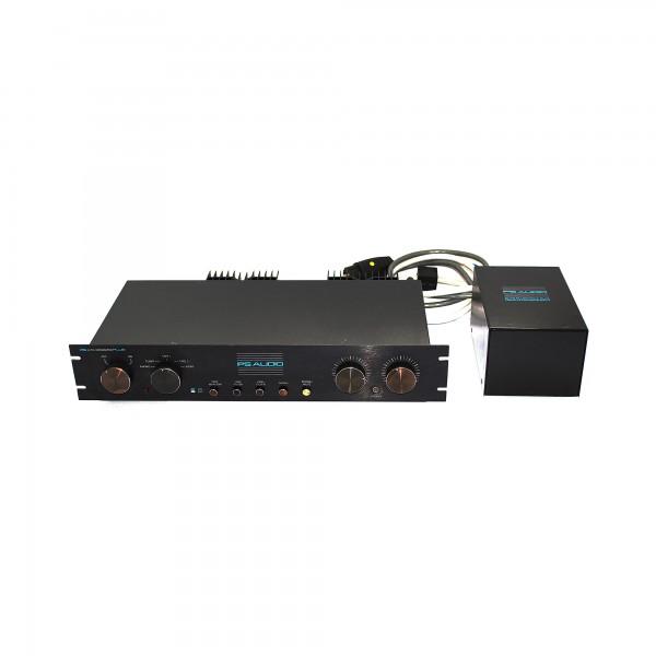 PS Audio Elite Vollverstärker mit Netzteil