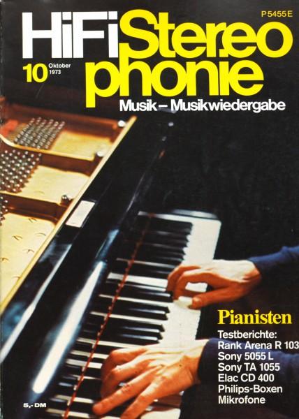 Hifi Stereophonie_10/1973 Zeitschrift_1