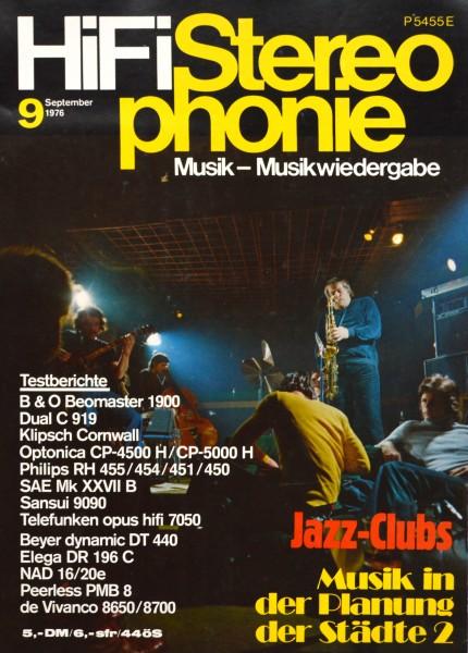 Hifi Stereophonie_9/1976 Zeitschrift_1