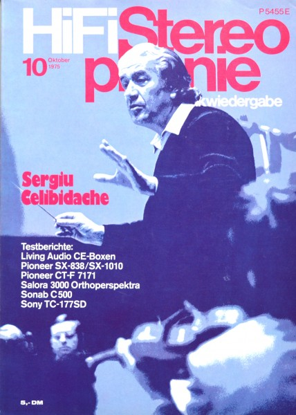 Hifi Stereophonie_10/1975 Zeitschrift_1
