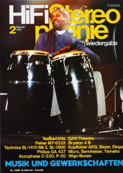 Hifi Stereophonie_2/1978 Zeitschrift_1