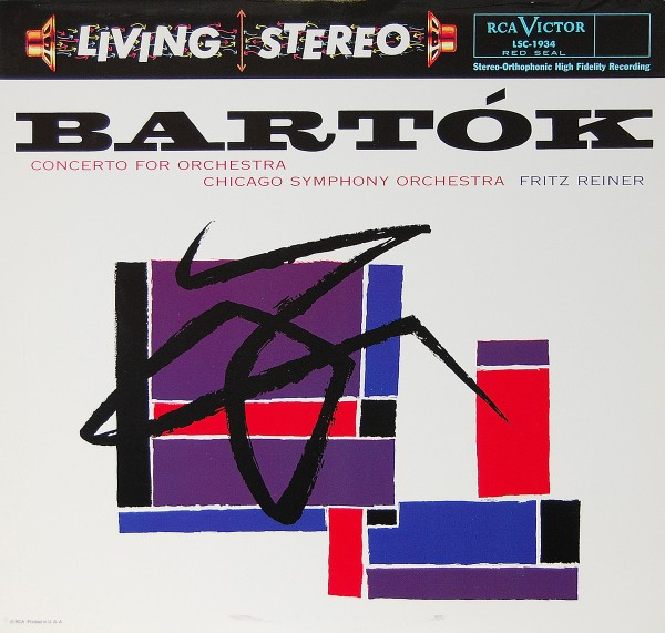 Bartók - Concerto for Orchestra - Chicago Symphony Orchestra