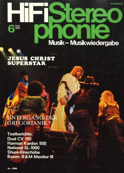 Hifi Stereophonie_6/1972 Zeitschrift_1