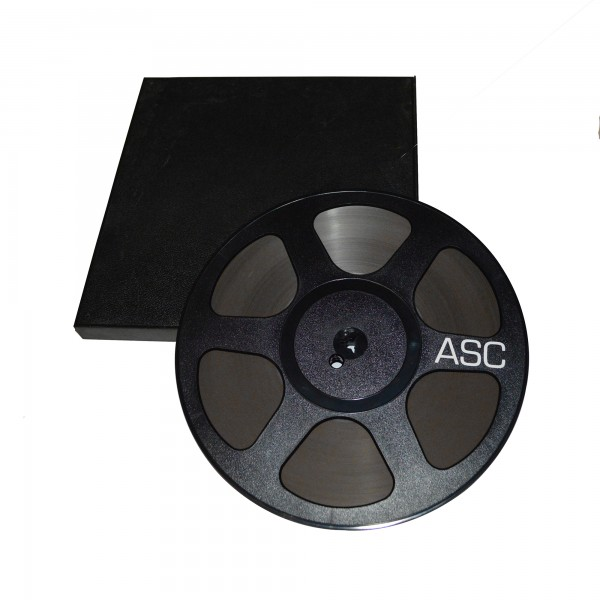 ASC 267 mm Kunststoff-Tonband mit Band