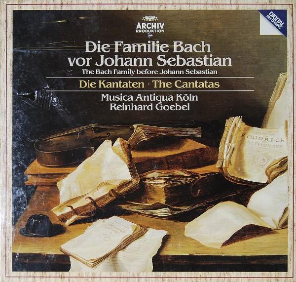 Bach - Die Familie Bach vor Johann Sebastian - Musica Antiqua Köln