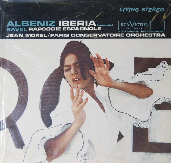 Albeniz/Paris Conservatoire Orchestra/Jean Morel - Iberia/Ravel Rapsodie Espagnole