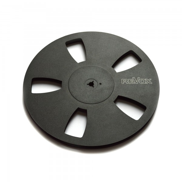 Revox 267 mm Kunststoff-Leerspule