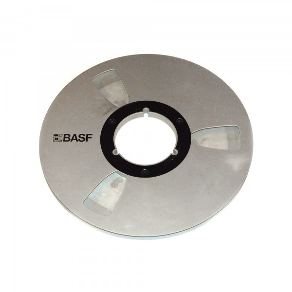 BASF 267 mm Metall-Leerspule