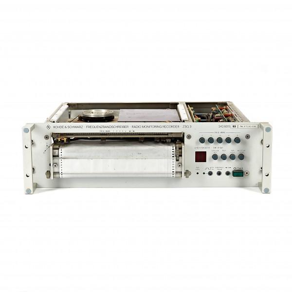 Rohde & Schwarz_ZSG3 Frequenzbandschreiber _1