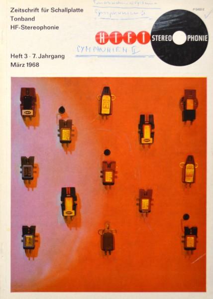 Hifi Stereophonie_3/1968 Zeitschrift_1