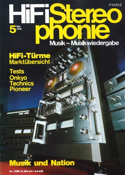 Hifi Stereophonie_5/1978 Zeitschrift_1