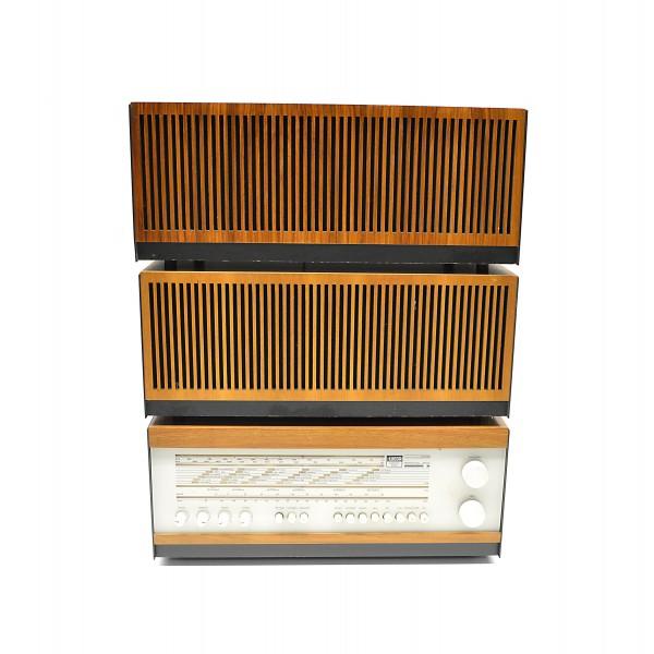 Wega_System 3000 + 1 Paar Lautsprecher _1