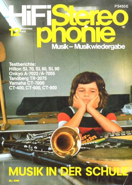 Hifi Stereophonie_12/1975 Zeitschrift_1