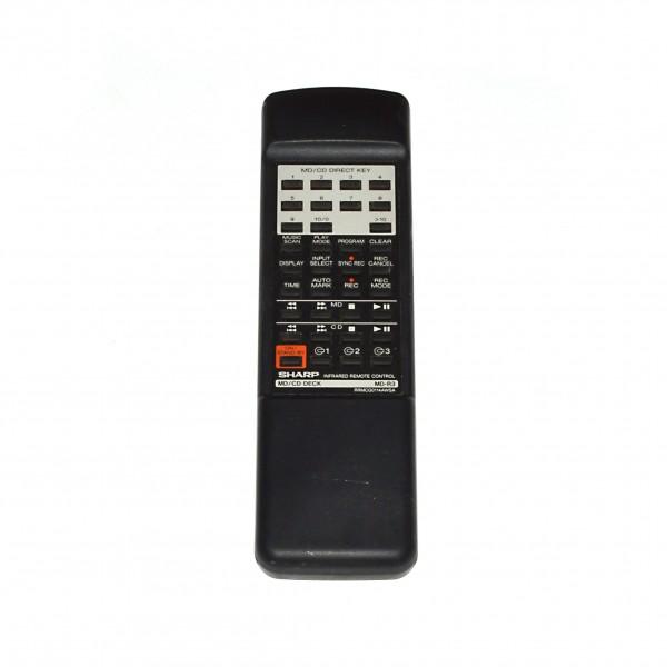 Sharp RRMCG0114AWSA Remote Control