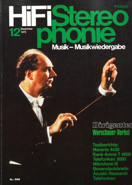 Hifi Stereophonie_12/1973 Zeitschrift_1