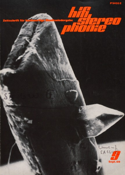 Hifi Stereophonie_9/1969 Zeitschrift_1