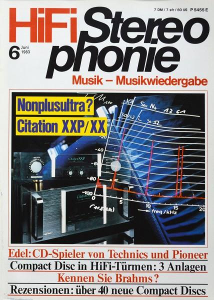 Hifi Stereophonie_6/1983 Zeitschrift_1