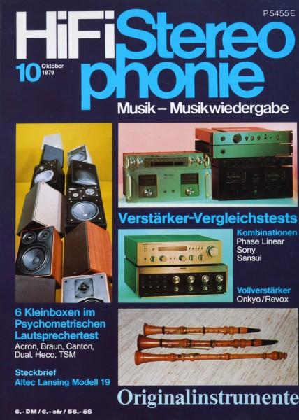 Hifi Stereophonie_10/1979 Zeitschrift_1