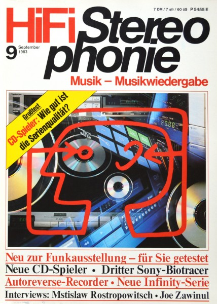 Hifi Stereophonie_9/1983 Zeitschrift_1
