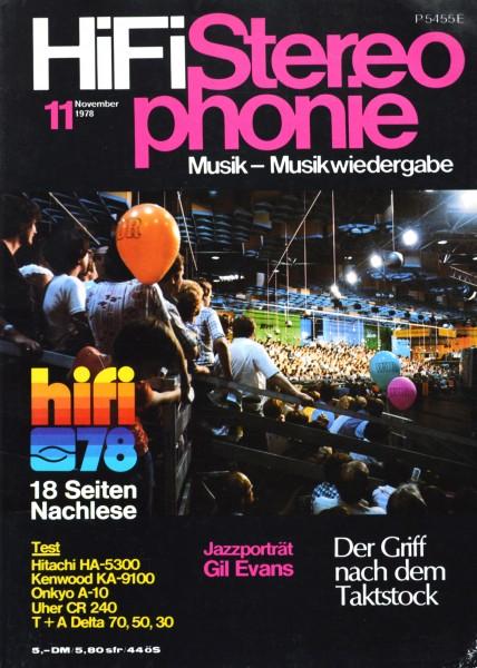 Hifi Stereophonie_11/1978 Zeitschrift_1