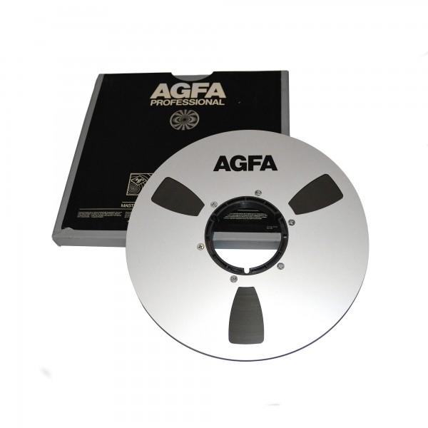 AGFA PEM 526 Professional 267 mm Metall-Tonband mit Band