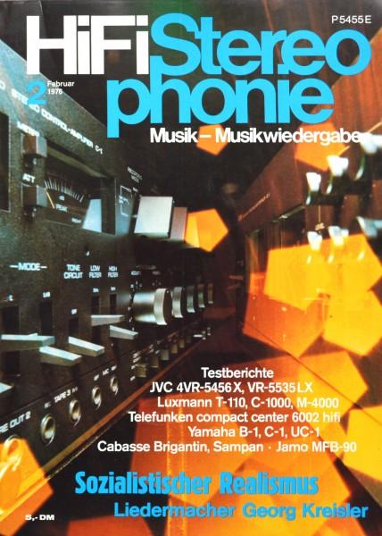 Hifi Stereophonie_2/1976 Zeitschrift_1